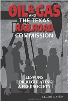 Oil&Gas and TX Railroad Comm_M Miller book cover